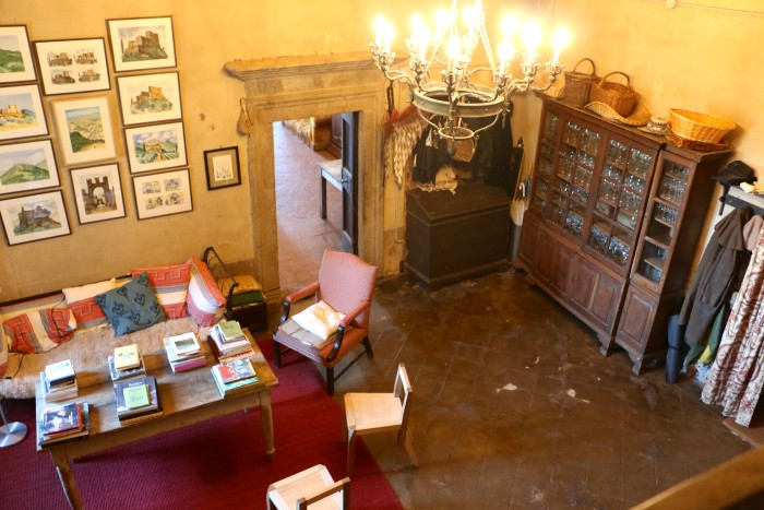 Girls Weekend in a Tuscan Castle, Italy 44