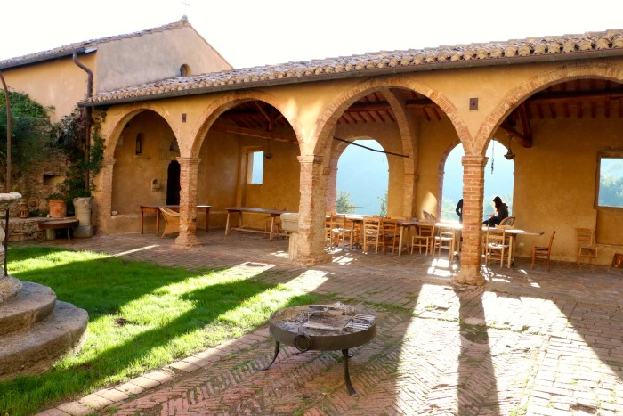 Girls Weekend in a Tuscan Castle, Italy 47