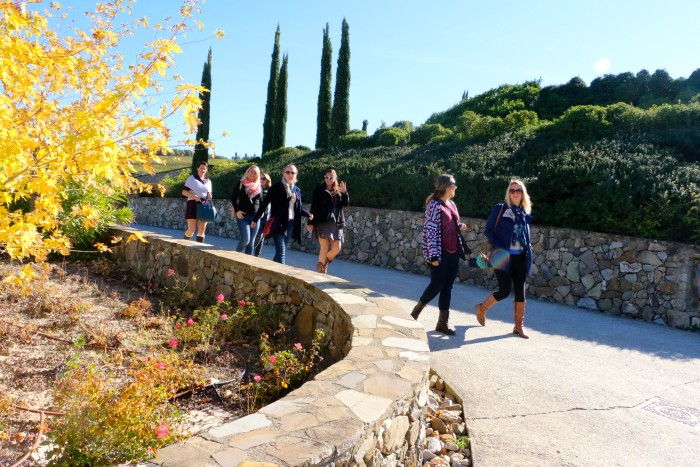 Girls Weekend in a Tuscan Castle, Italy 52