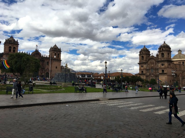 Cusco Town Center, Peru