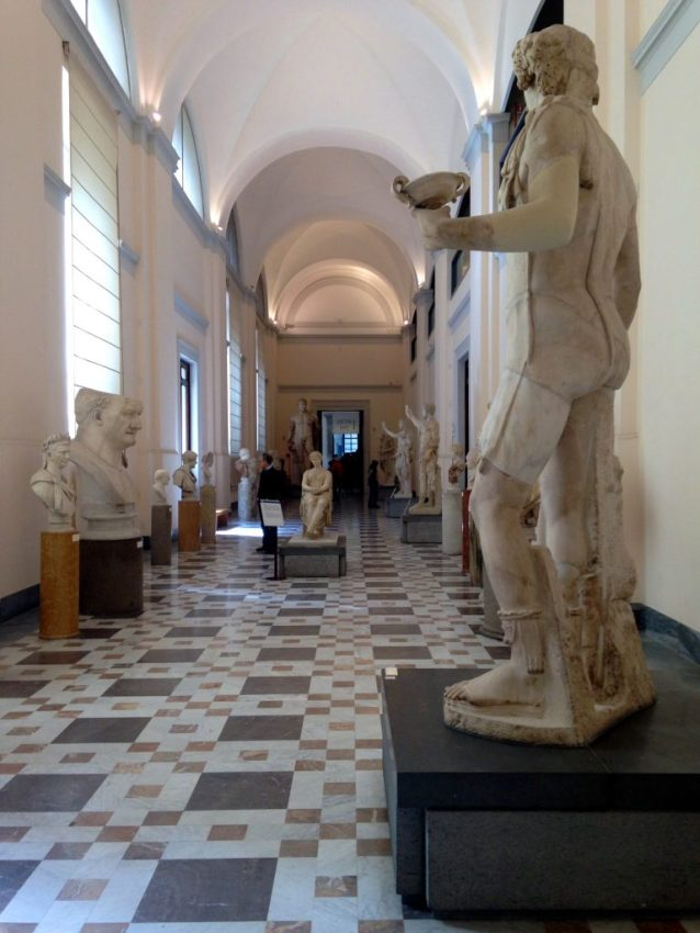 Archeological Museum, Naples Italy 16