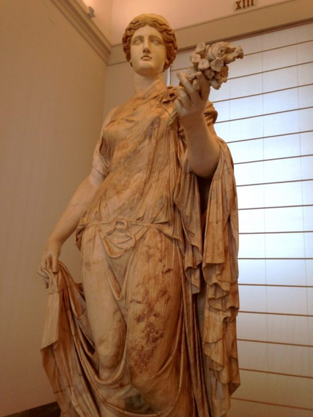 Archeological Museum, Naples Italy 20