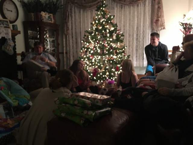 Holiday Celebrations at the Hauser House 36