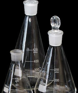 Conical Flask Glass 50 ml