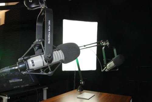 audio podcasting services in Charlotte