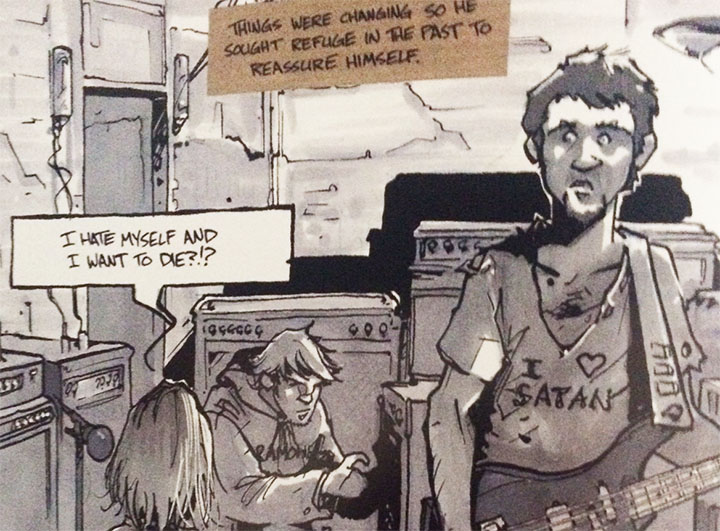 Who Killed Kurt Cobain? Nicolas Otero owes us all apologies