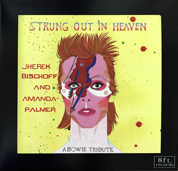 FOR THE RECORD – Jherek Bischoff & Amanda Palmer: STRUNG OUT IN HEAVEN