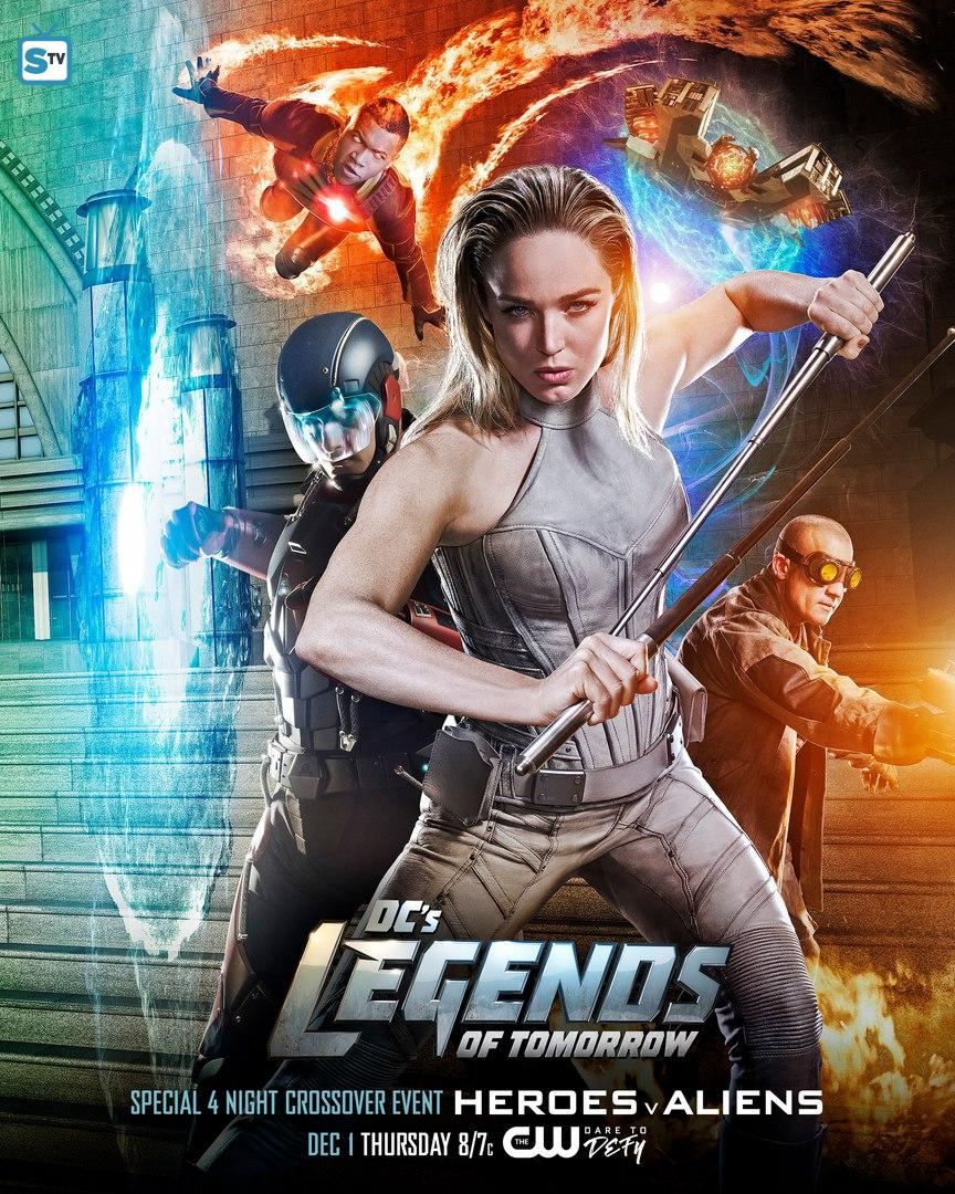 Legends of Tomorrow – Invasion