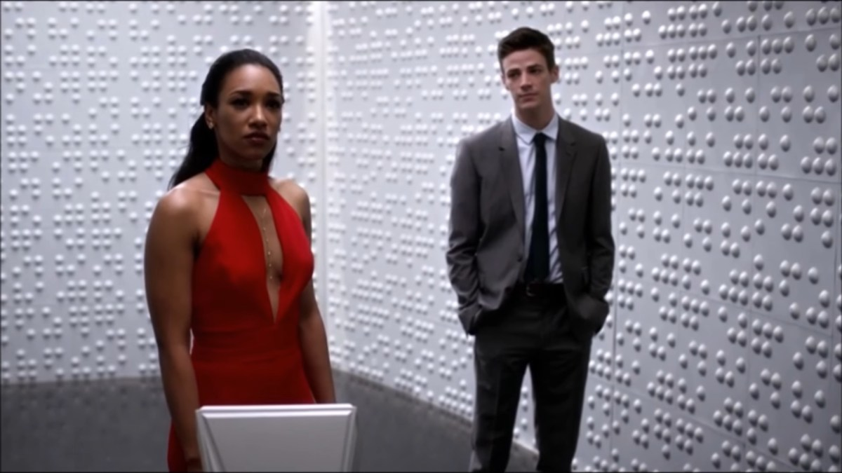 "THE FLASH – SEASON 3 EP. 10 – ""BORROWING PROBLEMS FROM THE FUTURE"""