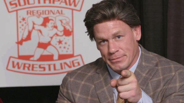 WTF – Southpaw Regional Wrestling