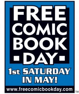 Free Comic Book Day Preview!