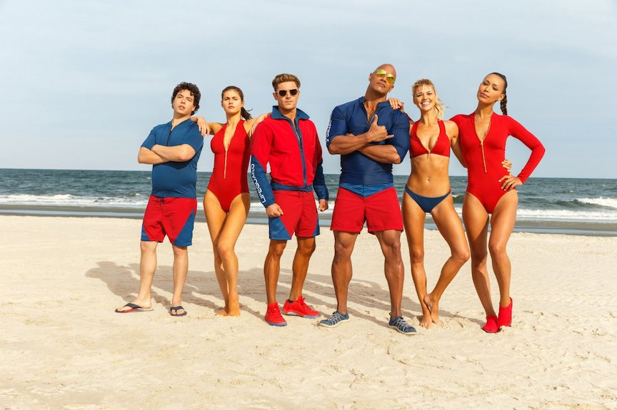 Ignore the Haters, BAYWATCH Is A Fun Movie