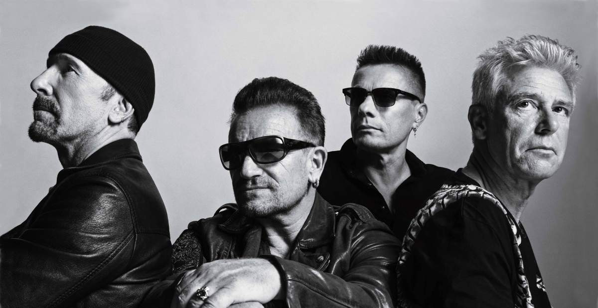 "Song of the Week: U2 – ""The Blackout"""