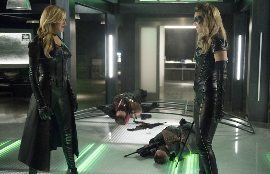 ARROW S6x01 – FALLOUT