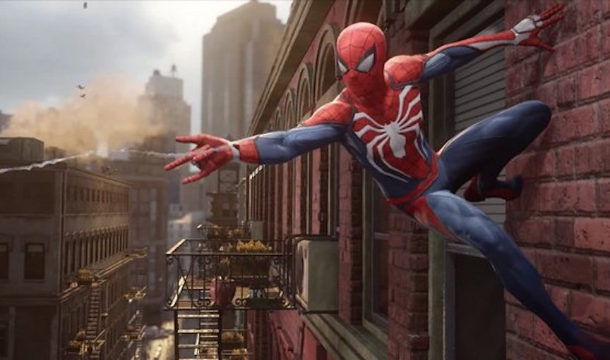 New Trailer Shows Off Spidey's Upcoming PS4 Game | The Casual Geekery