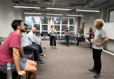 Presentation-skills training @ Lausanne Drop-In