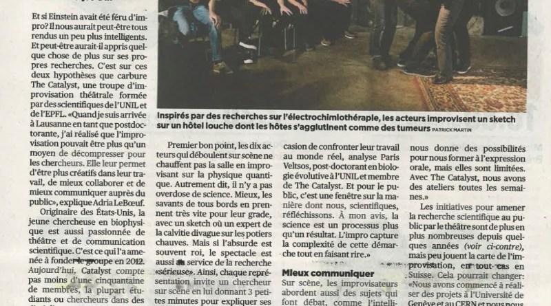 The Catalyst in 24heures!