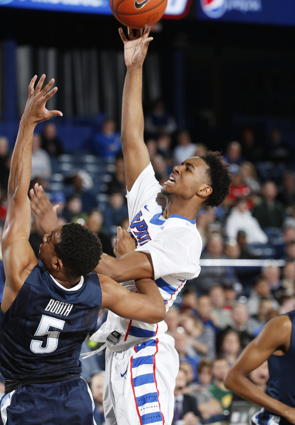depaul defeats drake in another comeback thriller the catch and shoot. Black Bedroom Furniture Sets. Home Design Ideas