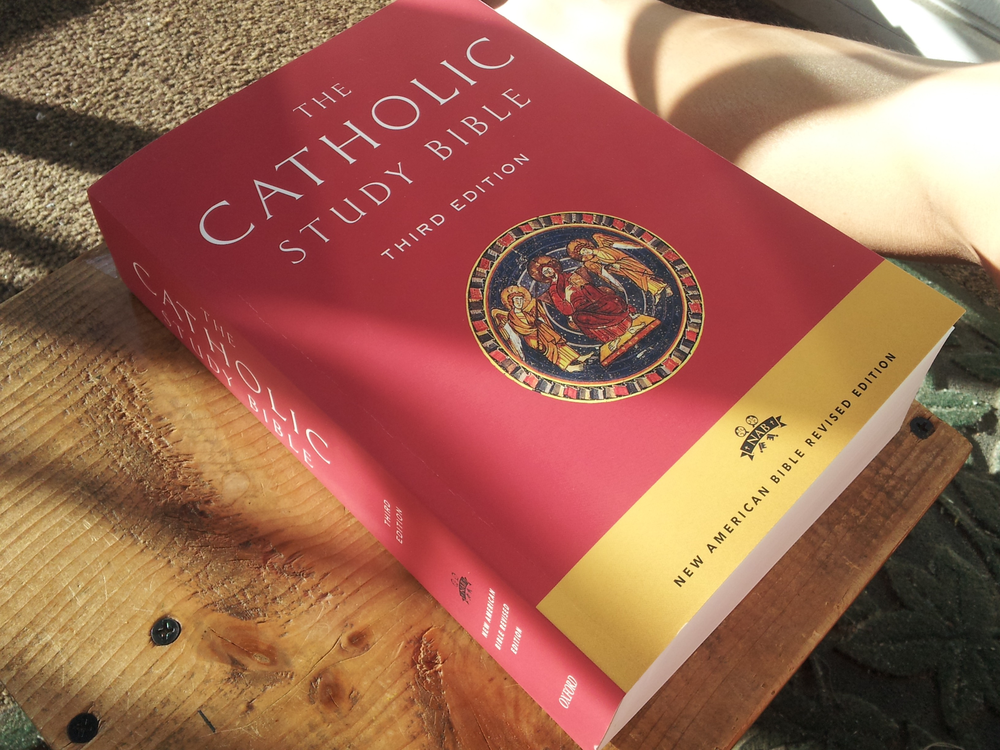 Review Oxford S Catholic Study Bible