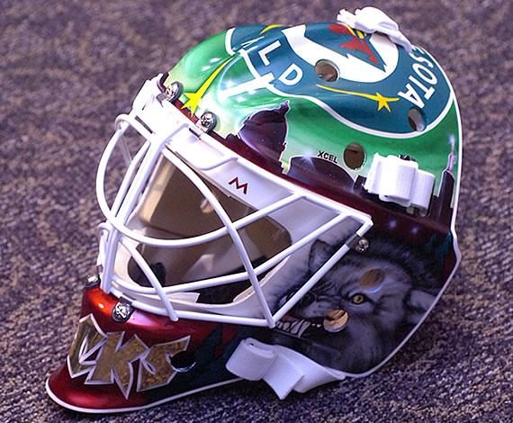 Backstrom's Mask