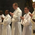 Seven men ordained transitional deacons