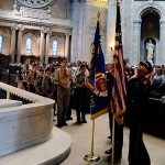 'Trinity Requiem' debut honors 9/11 victims during Blue Mass for public service providers