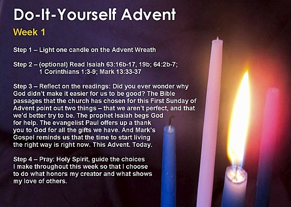 Advent - Week1