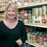 White Bear food shelf director: Parents modeled how to feed hungry