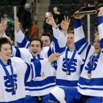 St. Thomas hockey: Titles come in threes