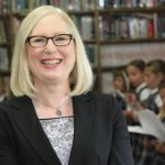 Jill Reilly to serve as acting superintendent of Catholic schools