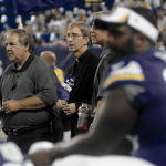 Walking the sidelines – Vikings chaplain brings faith to the field