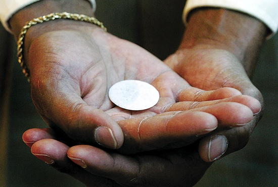 qampa how many times a day can a person receive communion