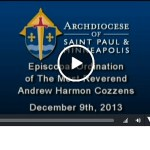 Video: Bishop Andrew Cozzens' ordination Mass