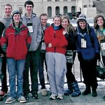 Local students march for life year after year
