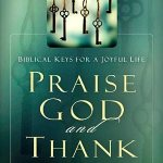 New book serves as manual for praise and thanksgiving