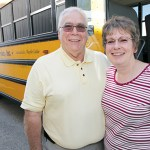 Strong Catholic background puts couple in the driver's seat