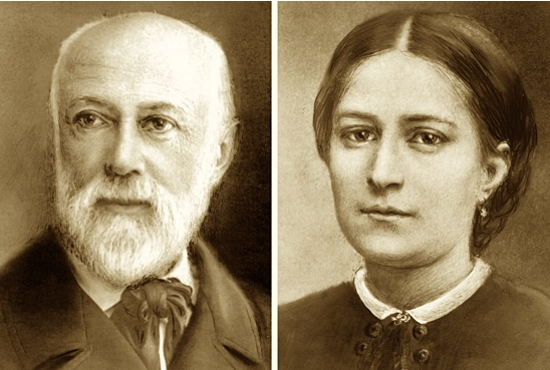Blessed Louis and Zelie Martin. CNS