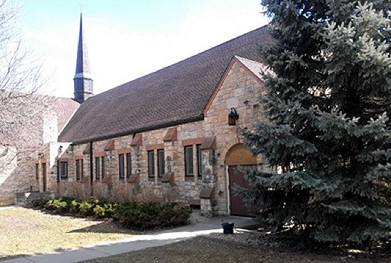 St. Jerome parish, 384 Roselawn Ave. E. in Maplewood, is celebrating its 75th anniversary. Courtesy St. Jerome Church