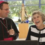 Papal surprise: Mary Jo Copeland to meet Pope Francis in Washington