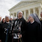 Poll respondents back Little Sisters of Poor in government dispute