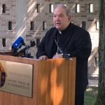 Archbishop: ArchSPM not shielding assets, accusations signal work needed to gain trust