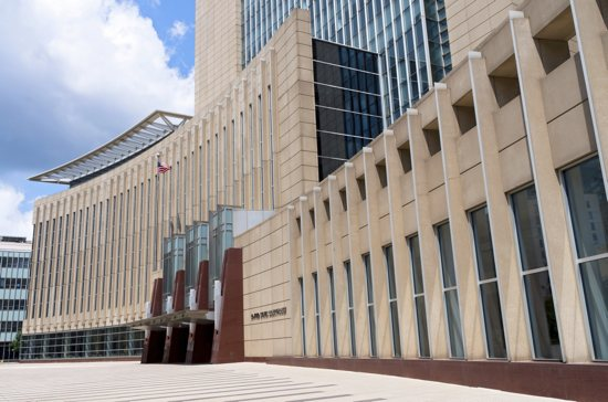 The U.S. Courthouse in Minneapolis. iStock