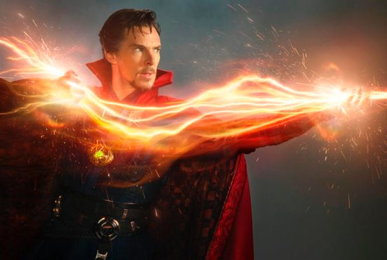 "Benedict Cumberbatch stars in a scene from the movie ""Doctor Strange."" The Catholic News Service classification is A-III -- adults. The Motion Picture Association of America rating is PG-13 -- parents strongly cautioned. Some material may be inappropriate for children under 13. CNS photo/Disney"