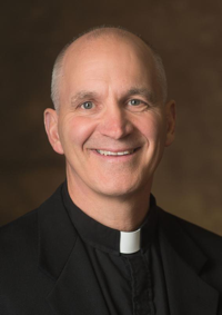 Father Steven Biegler