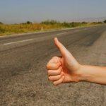 Evangelization by hitchhiking: How to find an on-ramp