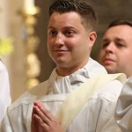 Looking for a 'job that can impact lives,' Father Theisen drawn to priesthood