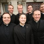 Archdiocese's group of men to be ordained May 27 one of the largest in U.S.