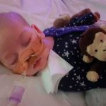 Life academy offers prayers to parents of terminally ill baby