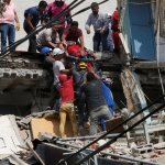 Pope prays for victims of Mexico quake