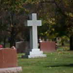 Catholic cemeteries bury the poor and forgotten